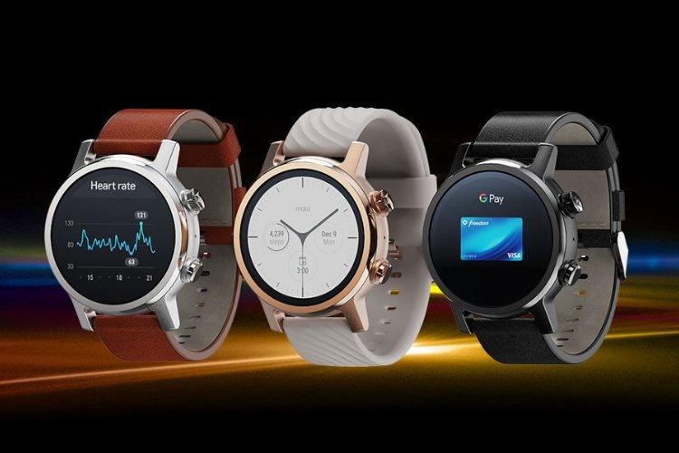 Moto360 Smartwatch 31