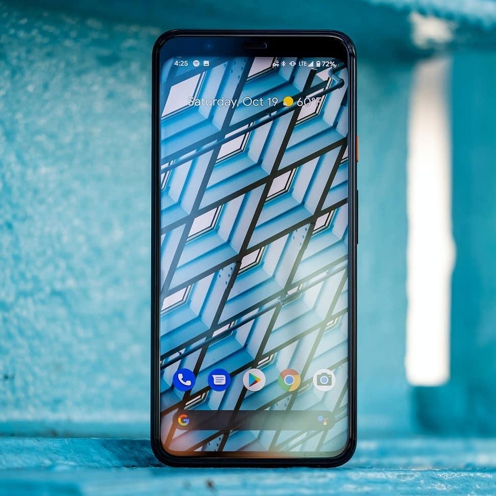 Google Pixel 4XL review 33