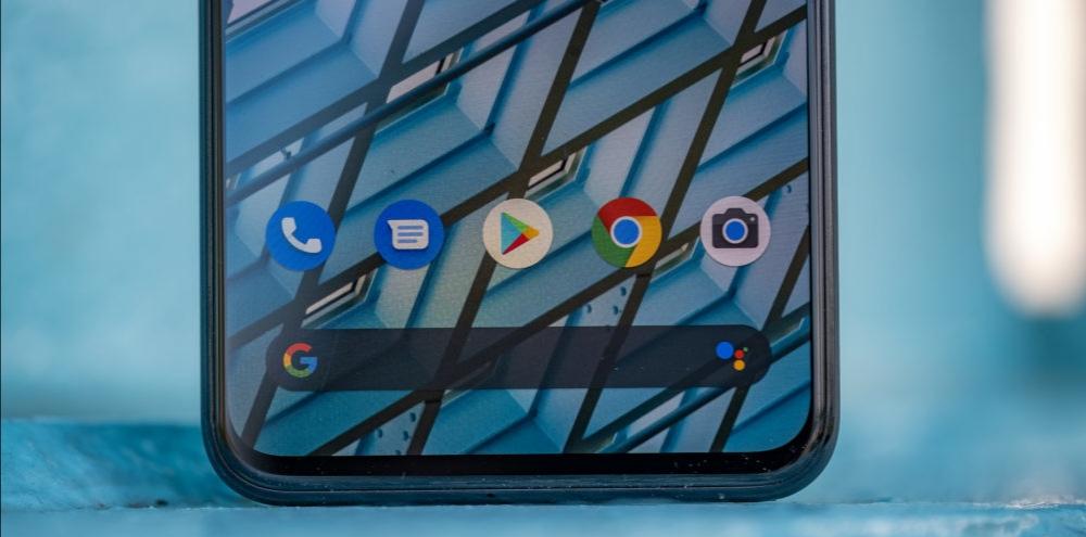 Google Pixel 4XL review 38