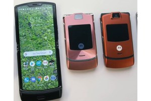 Motorola RAZR Hands-on: It a throwback 60