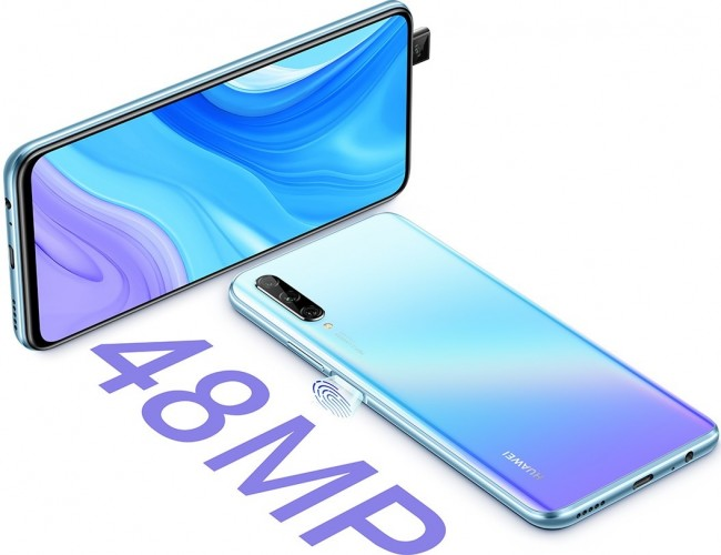 Huawei Y9s with 48MP lens first look 31