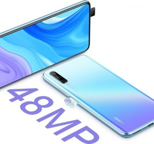 Huawei Y9s with 48MP lens first look 36