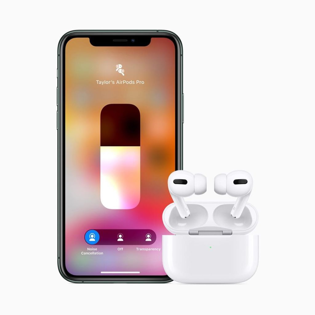 Apple Airpods Pro: Glossy finish 33