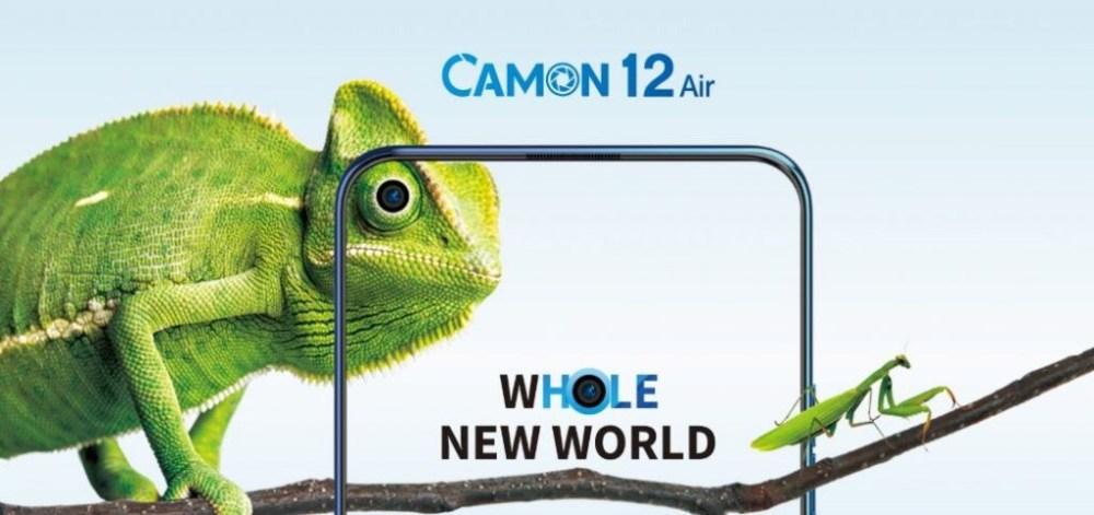 Tecno Camon 12 Air: Hands on 31