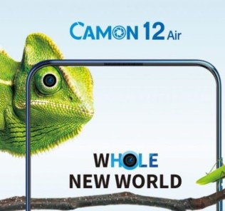 Tecno Camon 12 Air: Hands on 33
