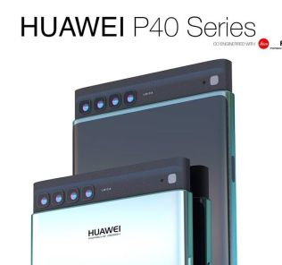 Huawei is set to launch the most powerful 5G phone: P40 PRO 50