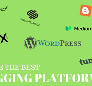 Blogging 103: How to choose a blogging platform based on your budget 51