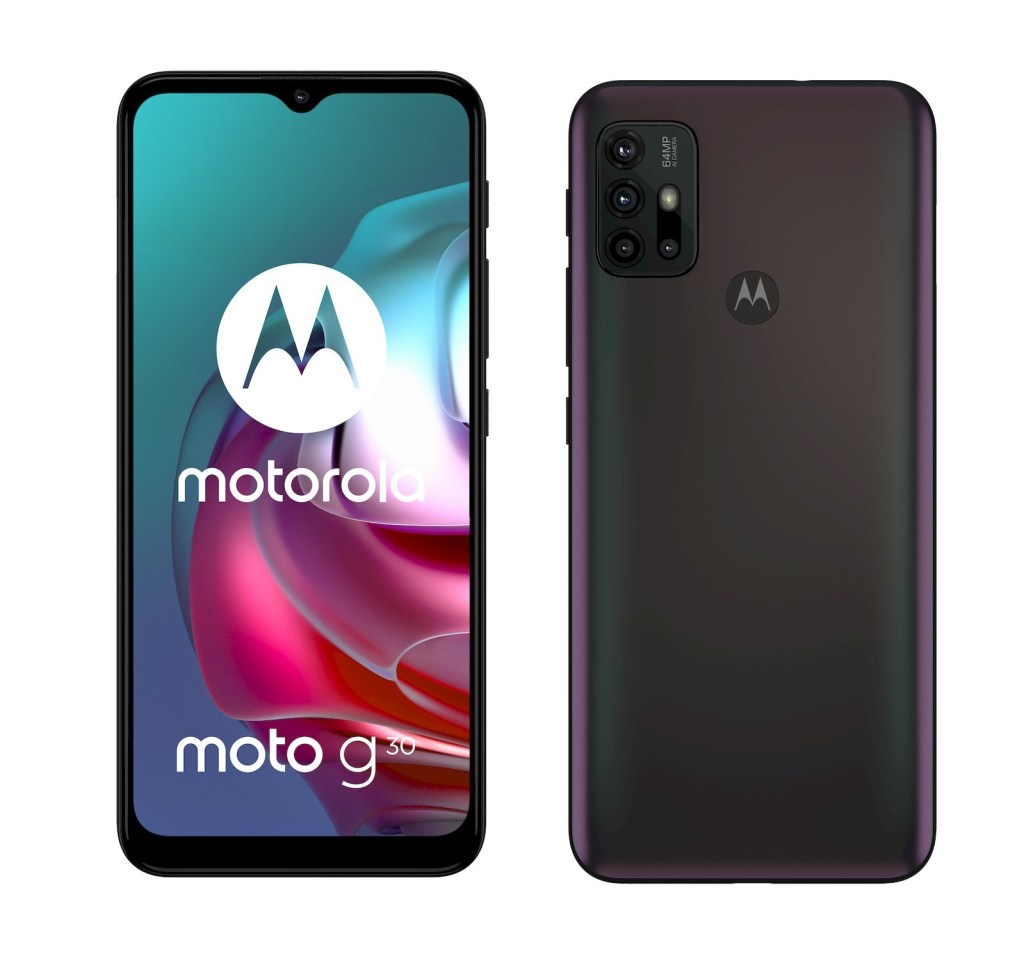 Moto G30 with 64MP and 90Hz display full specifications and price 4