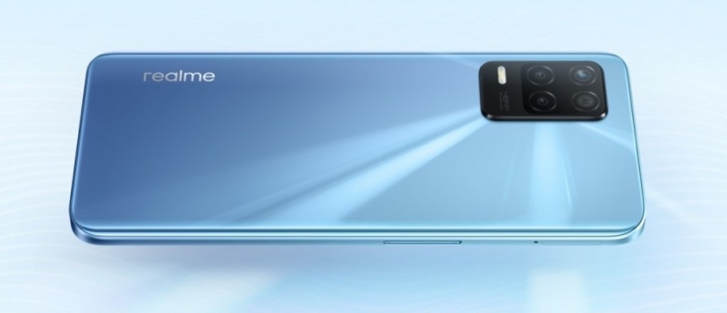 Realme V13 5G is now official with a huge battery 3