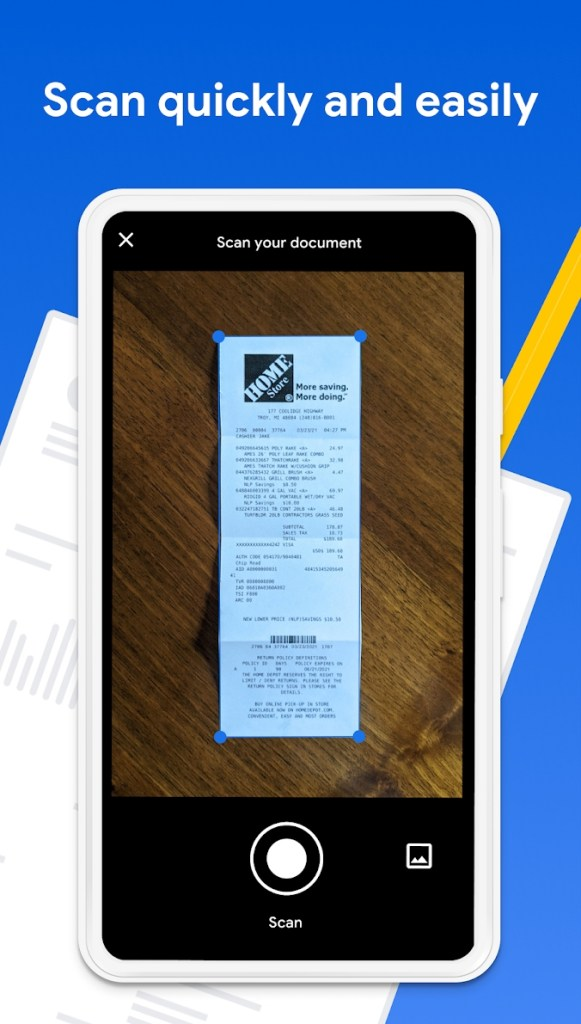 """Check out Google's new app for organizing and saving important documents, """"Stack"""" 2"""