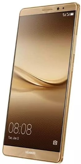 Huawei Mate 8 front View