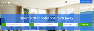 Jumia Travel Online Hotel Booking