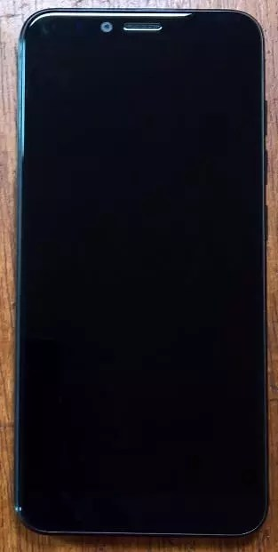 Lenovo K5 Play Front View