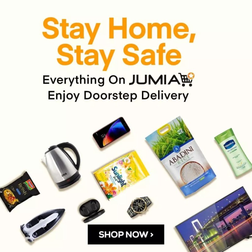 Jumia Next Day Delivery