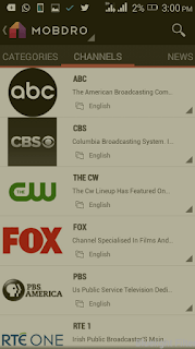 How To Watch Live TV on Your Android Phone - CNN, NATGEOWILD AND MORE 3