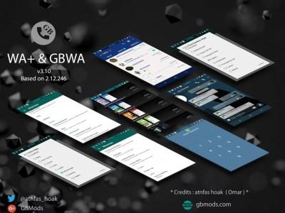 GBWhatsApp v3.10 APK