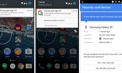 Your Android Device Will Now Alert You Once Another Device Logs In To Your Google Account 5