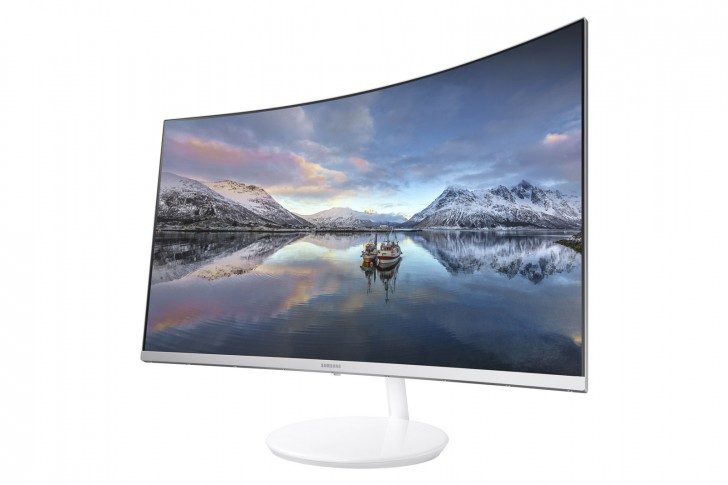 Samsung's New Curved CH771 Monitor Is Targeted At Gamers 4