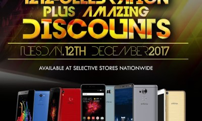 Infinix Mobility Offers Customers And Fans Discount ( And Also An Annual Fan Party During The Infinix 1212 Celebration) 11