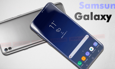 Check Out Samsung's Rumored 2018 Flagship Smartphone - The Samsung Galaxy Z (2018) 8