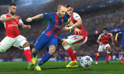 How To Play PES 2018 and 2017 in HD on any Computer Without Having 512MB VRAM 6