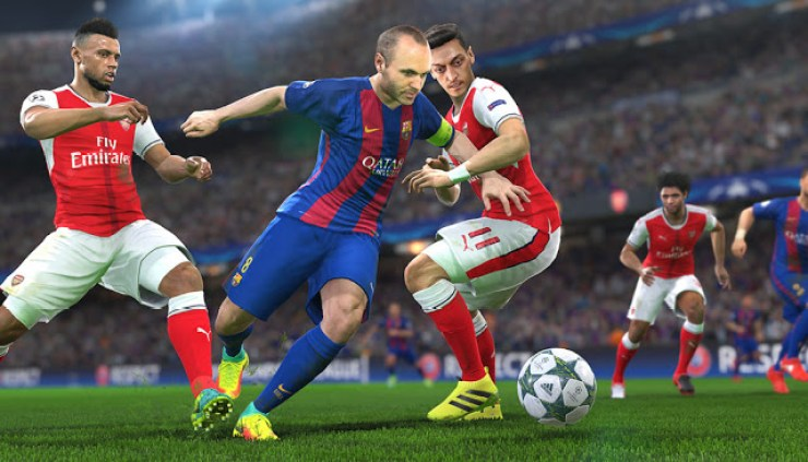 How To Play PES 2018 and 2017 in HD on any Computer Without Having 512MB VRAM 2