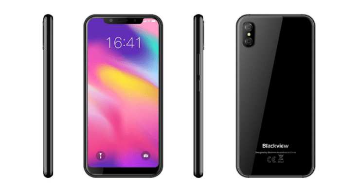 Blackview Launches The Perfect Android Version Of The iPhone X 3
