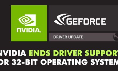 Nvidia Has Officially Ended Support For 32 Bit Computers & Operating Systems 42