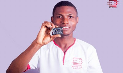 Interview With Olayiwola Ayinde - A Robotics Engineer And Programmer 9