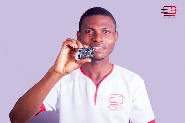 Interview With Olayiwola Ayinde - A Robotics Engineer And Programmer 2