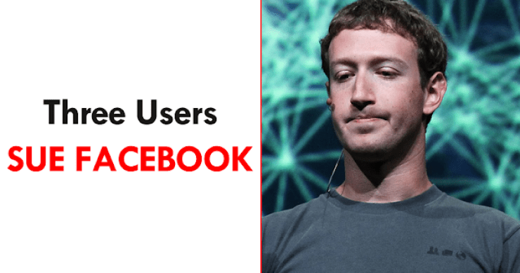 Three Users Sue Facebook For Scraping Of Text Message And Call Data 2
