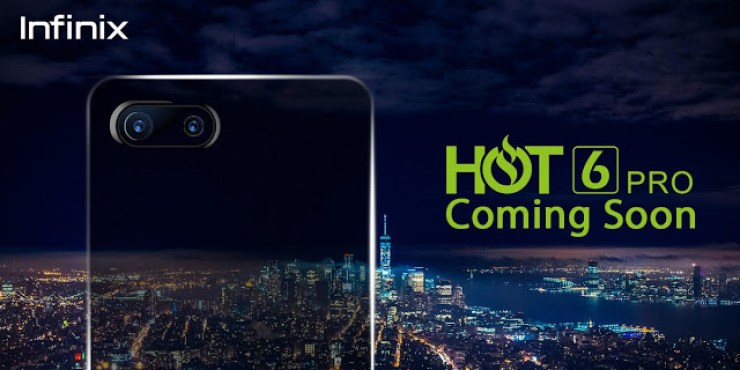 Infinix To Release Hot 6 And Hot 6 Pro (X608) Soon - See Price And Leaked Specifications 2