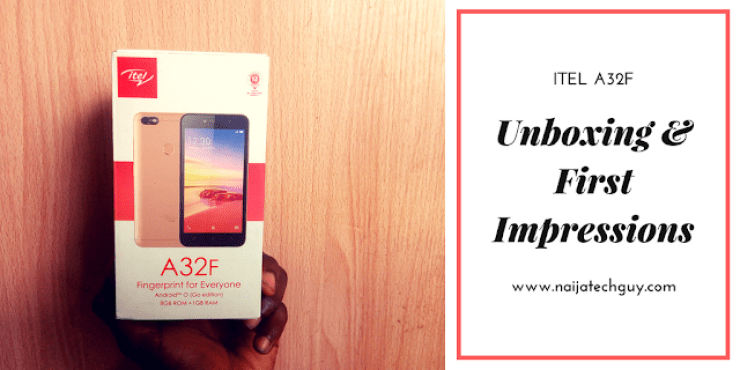 iTel A32F - iTel's Budget Friendly Phone With A Fingerprint Scanner: Unboxing And First Impressions 67