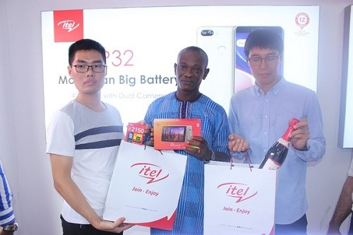Itel Mobile Launches First Ever Exclusive Store In Lagos 4
