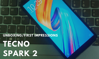 Meet Tecno's Spark 2 And What Happened To Its Headphone Jack - Unboxing And First Impressions 59