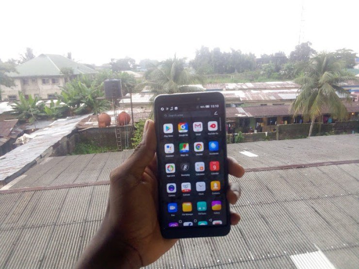 The Budget Phone Killer : The iTel P32 - Full Review, Unboxing And Price In Nigeria 45