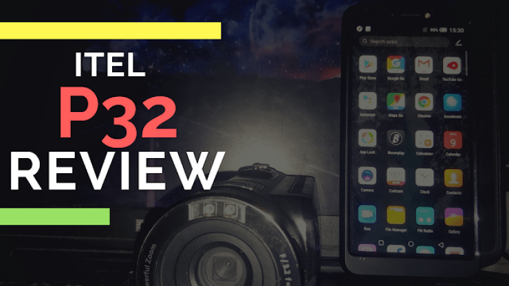 The Budget Phone Killer : The iTel P32 - Full Review, Unboxing And Price In Nigeria 23