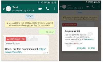 WhatsApp Releases New Update That Warns Users About Dangerous Links - How It Works 21