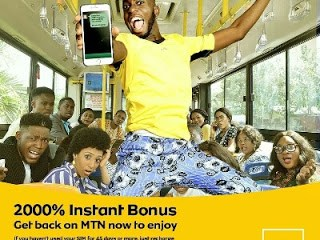 MTN Is Still Giving Away N2000 On Every Recharge Of N100 - Here's How To Check If You're Eligible 9