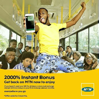MTN Is Still Giving Away N2000 On Every Recharge Of N100 - Here's How To Check If You're Eligible 2