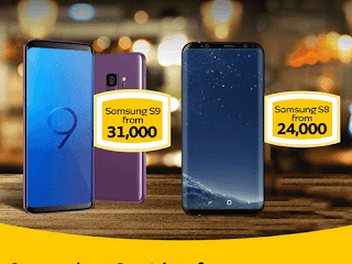 You Can Get An iPhone X Or Samsung Galaxy S9+ For Less Than N30,000 But There's A Clause Attached 36