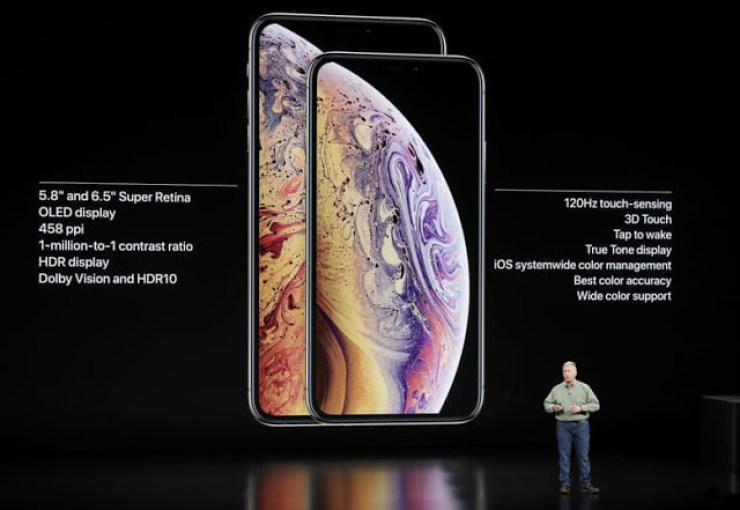 Apple iPhone XS, iPhone XR and iPhone XS Max - Specifications And Price In Nigeria, Kenya & India 4