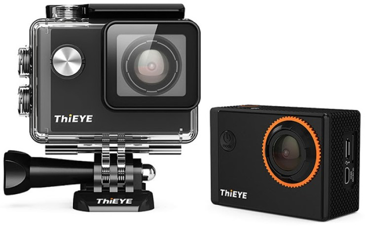 Giveaway : Win A ThiEye T5 Edge 4K Camera . Here's  How To Qualify 2