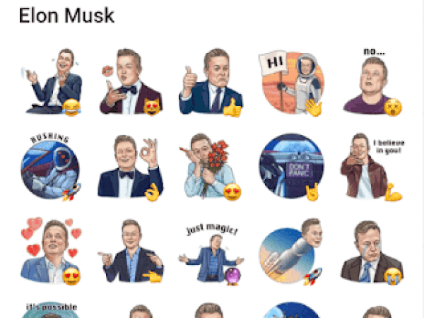 Download WhatsApp Stickers - The Largest Library Of Whatsapp Stickers 2