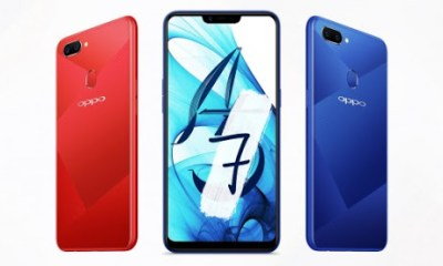 Oppo A7 Launched - Full Specifications And Price In Nigeria And Kenya 24