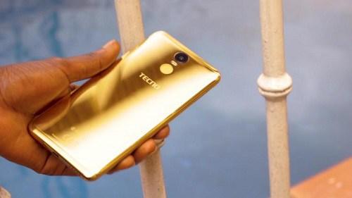 A Closer Look At Tecno's First 18 Karat Gold Smartphone - Tecno Povoir 2 Gold Edition 2