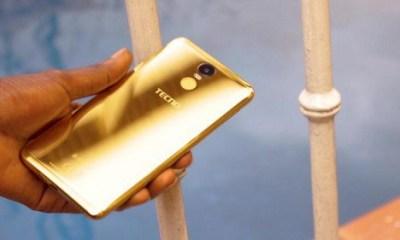 A Closer Look At Tecno's First 18 Karat Gold Smartphone - Tecno Povoir 2 Gold Edition 15