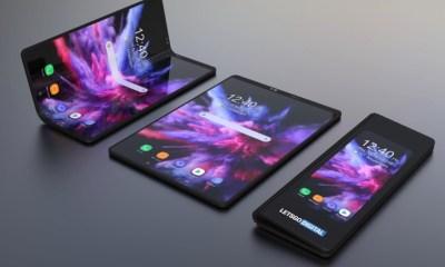xiaomi foldable dual sceen phone