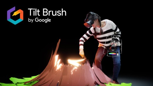VR Apps For Kids - Tilt Brush