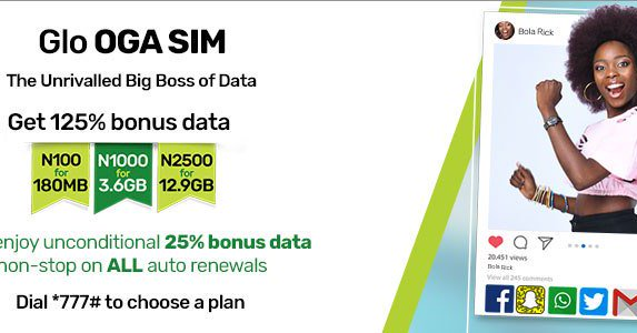 Glo 6GB Data Offer – How To Get 6GB For Just N1000 On Glo 2